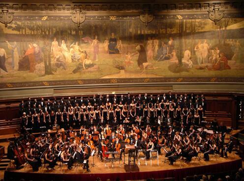 巴黎管弦乐团木管五重奏音乐会订票