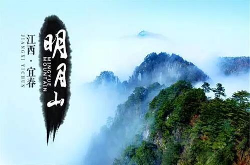 暑期旅游推荐:小邓丽君江琴伴游明月山