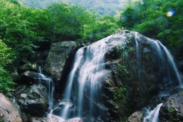 江西宜春明月山旅游