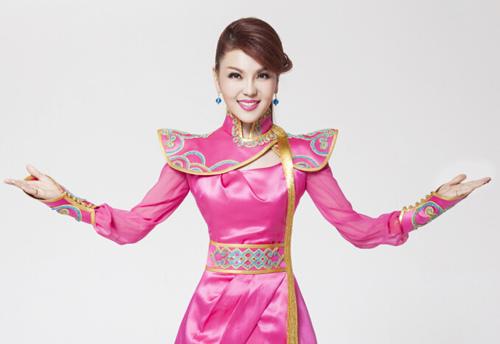 2016乌兰图雅上海演唱会 蒙古族之花全面升级