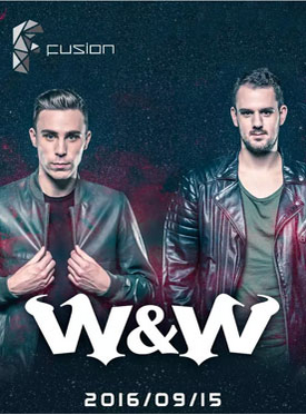 W&W At FUSION