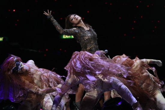 林忆莲Pranava演唱会世界巡回上海站