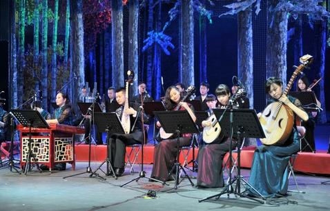 欢乐祥和中国年-新年音乐会门票订票