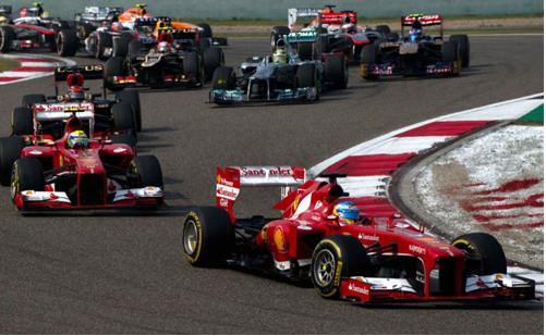 2017上海F1门票