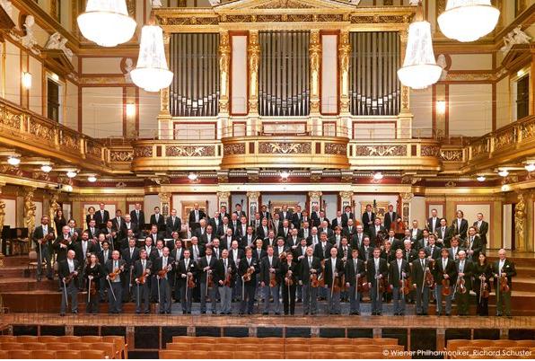 维也纳爱乐乐团2017上海音乐会门票'订票