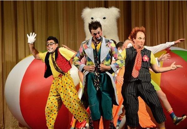 欢乐小丑嘉年华 门票'订票