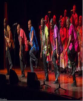 南非索韦托福音合唱团音乐会门票