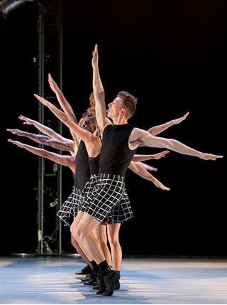 洛杉矶舞蹈工坊上海演出门票