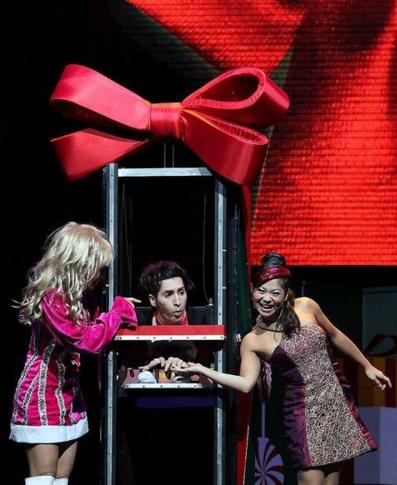 魔术剧神奇圣诞门票