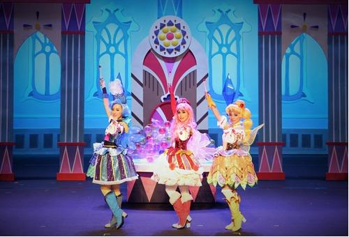 歌舞剧彩灵堡的色彩奇缘门票