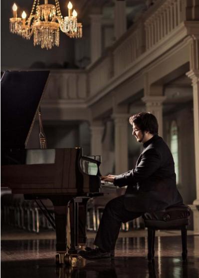查尔斯理查德哈姆林钢琴独奏音乐会门票