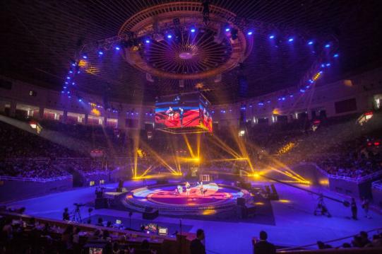2018上海国际马戏小丑嘉年华门票