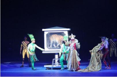 2018国际马戏小丑嘉年华门票'订票